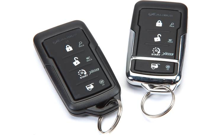 Excalibur RS-375 remote start system
