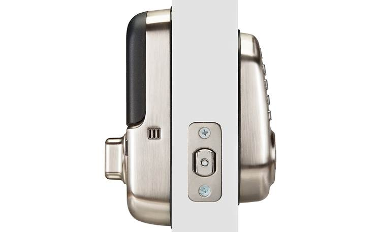 "Yale Real Living Assure Lock Keypad Deadbolt (YRD216) with Wi-Fi Module Powered by 4 ""AA"" batteries"