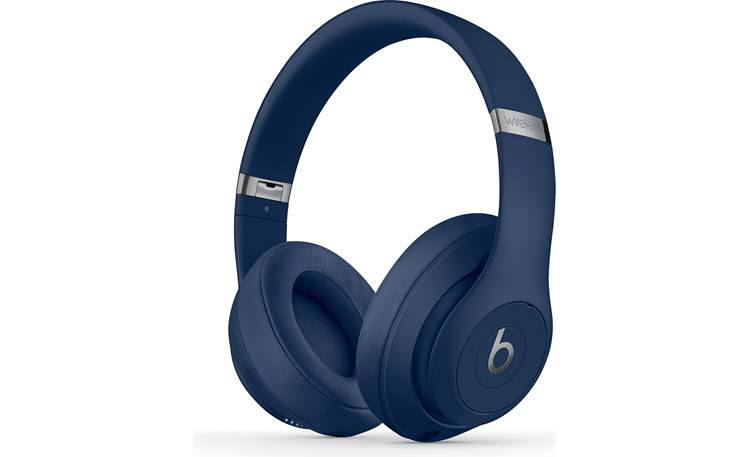 Beats by Dr. Dre® Studio3 Wireless Adaptive Noise Cancellation reads your surroundings and automatically adjusts