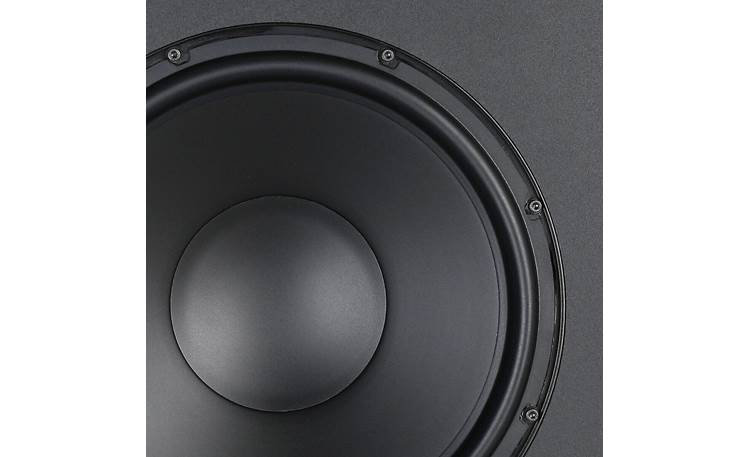 KLH Stratton 12 A proprietary blend of materials including Kevlar® make the woofer both stiff and lightweight