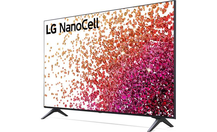LG 55NANO75UPA Real 4K NanoCell Display provides accurate colors, even at wider viewing angles