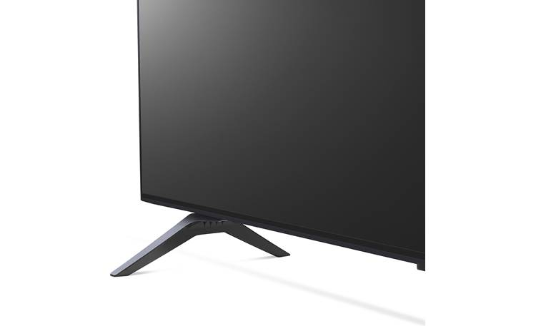 LG 55NANO75UPA Includes dual-footer stand