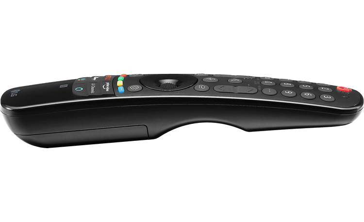LG OLED77G1PUA Redesigned Magic remote is contoured for comfort