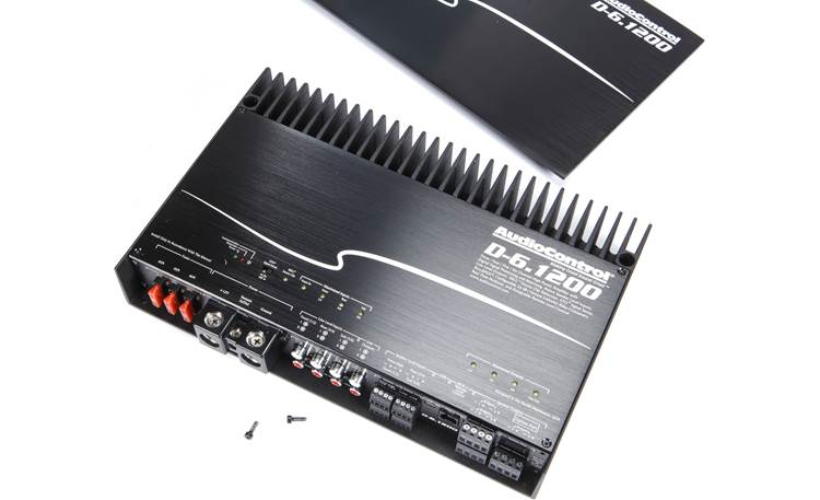 AudioControl D-6.1200 Other