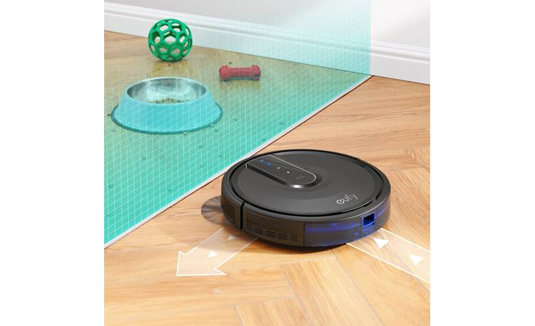 eufy RoboVac 35C Use the included boundary strip to keep the RoboVac away from any areas you want