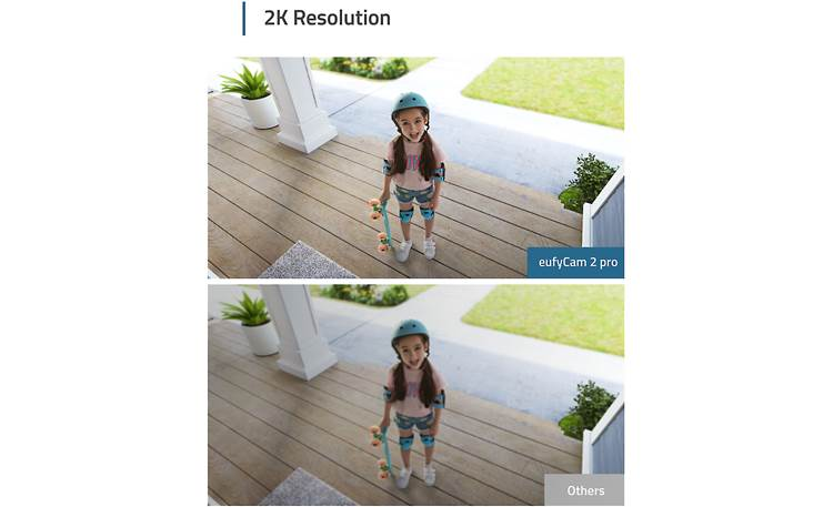 eufy Security eufyCam Pro 2 Add-On Camera Other
