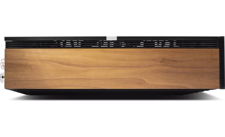 Cambridge Audio Evo 75 Shown with wood grain side panel