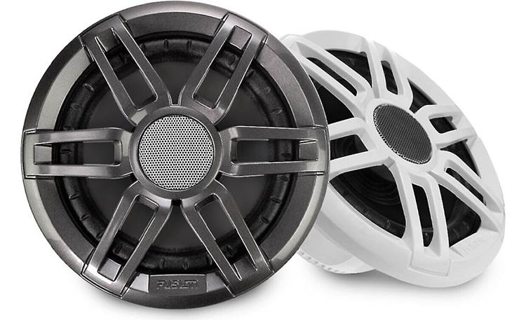 Fusion XS-F77SPGW comes with both Sport Gray and Sport White UV-resistant grilles