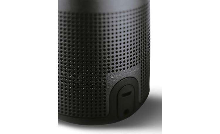 Bose® SoundLink® Revolve II Bluetooth® speaker USB charging port