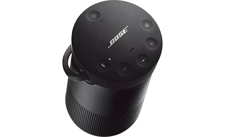 Bose® SoundLink® Revolve+ II Bluetooth® speaker Top-mounted control buttons