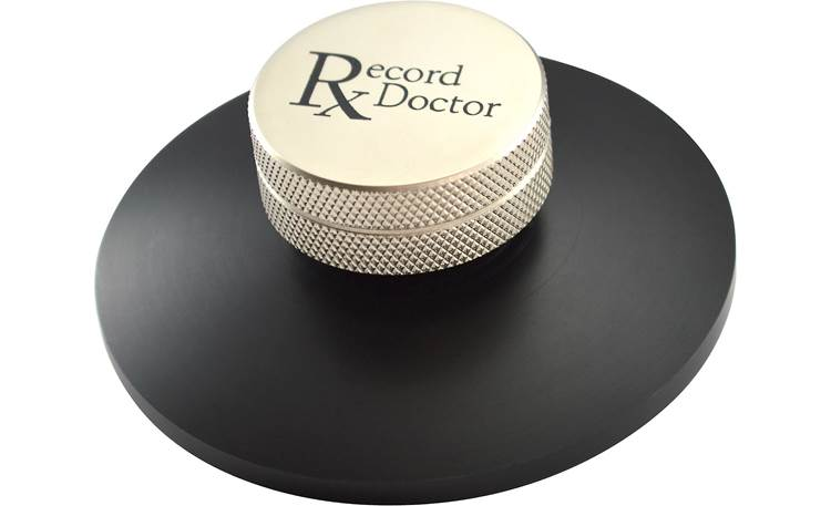 Record Doctor Low-profile Record Clamp Front