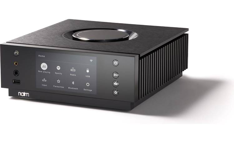 Naim Uniti Atom Headphone Edition High-performance headphone amplifier with  built-in DAC, Wi-Fi®, Bluetooth® and Apple AirPlay® 2 at Crutchfield