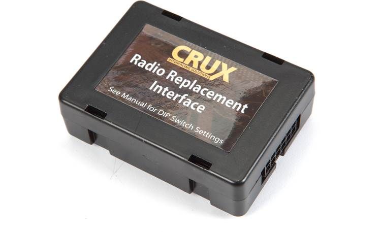 Crux SWRHN-62D Wiring Interface Other