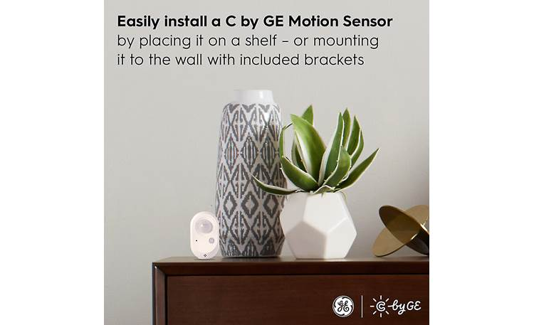 C by GE Wire-free Smart Motion Sensor Other
