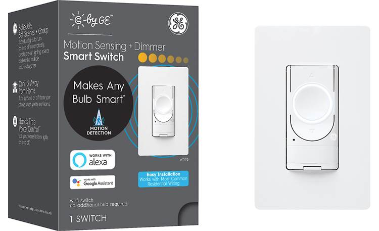 C by GE 3-wire Smart Switch Other