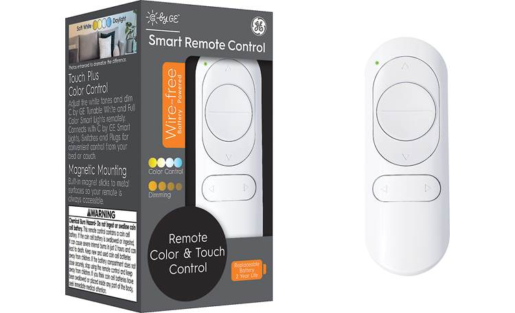 C by GE Wire-free Dimmer Remote with Color Control Other