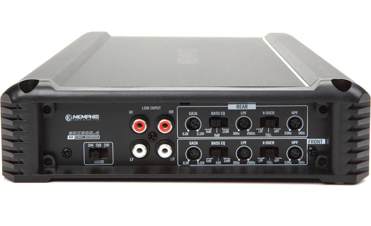 Memphis Audio SRX300.4 Other