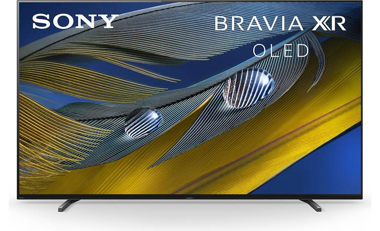 Sony BRAVIA XR-55A80J Front