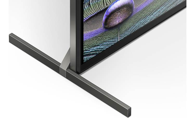 Sony BRAVIA MASTER Series XR-75Z9J 3-way multi-position stand (close-up)