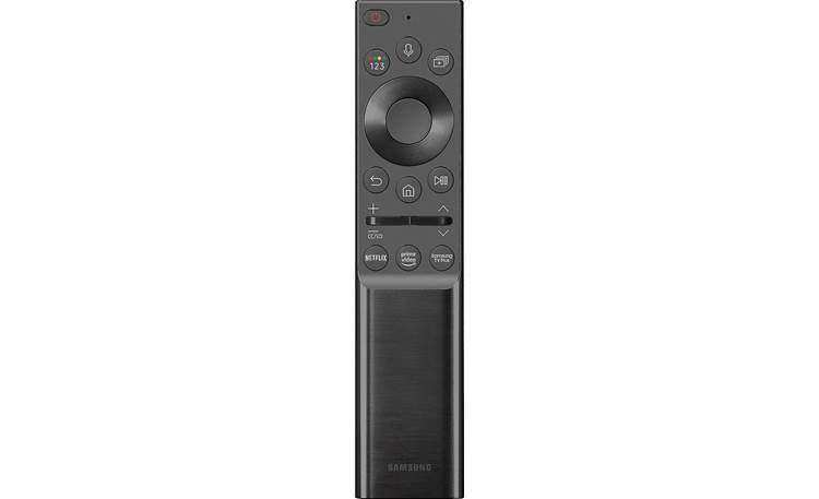 Samsung QN75Q70A Includes remote control with built-in mic for voice control