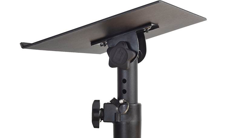 Gator Frameworks Desktop Clamp-On Studio Monitor Stands Tilts up to 15 degrees