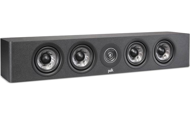 Polk Audio Reserve R350 Mount horizontally as a center channel speaker
