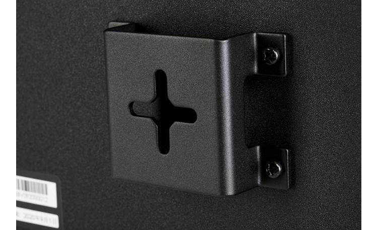 Polk Audio Reserve R350 Close up of versatile four-way mounting bracket