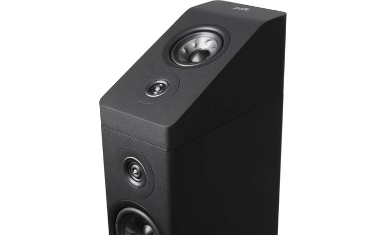 Polk Audio Reserve R900 Shown atop a compatible tower speaker (not included)