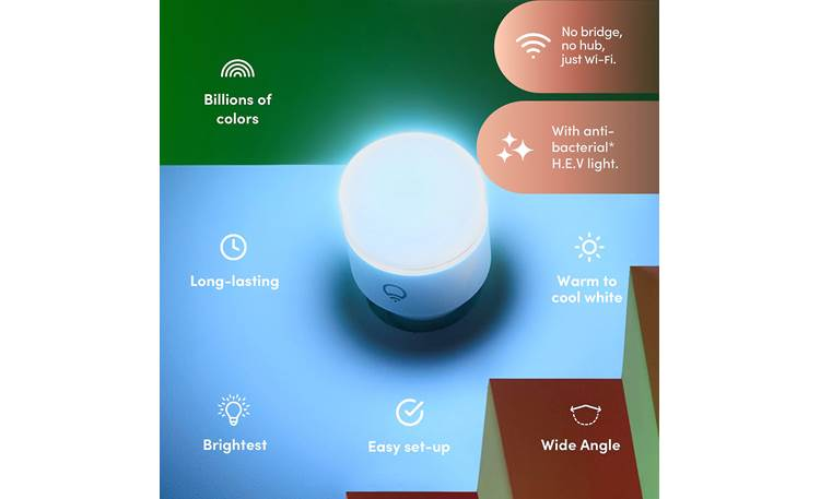 LIFX Clean Bulb Other