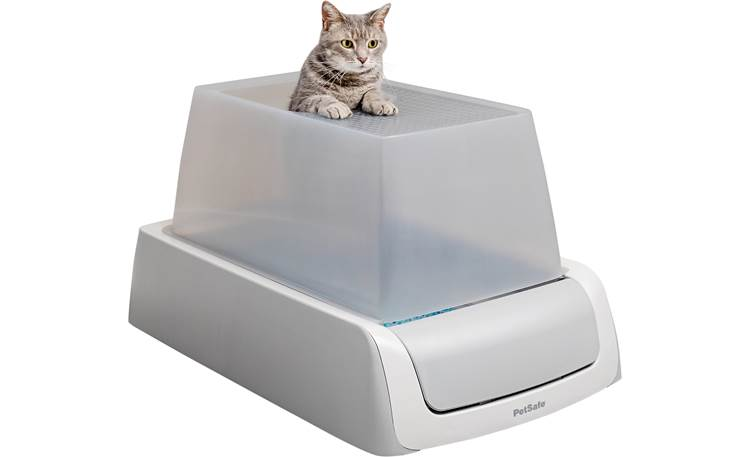 PetSafe ScoopFree® Top-Entry Self-Cleaning Litter Box, Second Generation Front