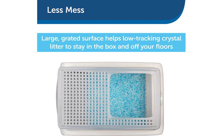 PetSafe ScoopFree® Top-Entry Self-Cleaning Litter Box, Second Generation Other