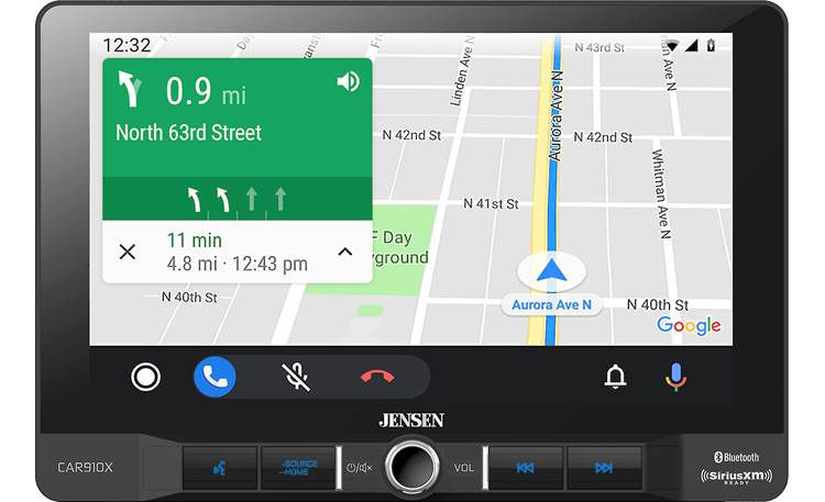 Jensen CAR910X Android Auto
