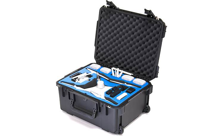 GPC DJI Phantom 4 RTK Case Front (open)