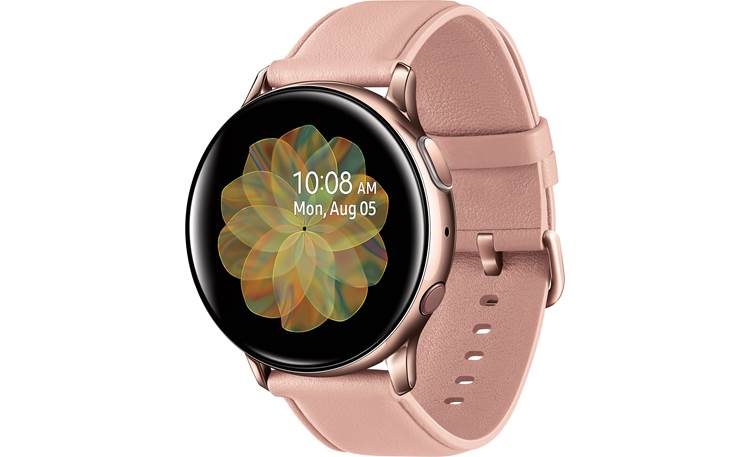 Samsung Galaxy Watch Active2 Bluetooth® Put smart features on your wrist with Galaxy Watch Active2