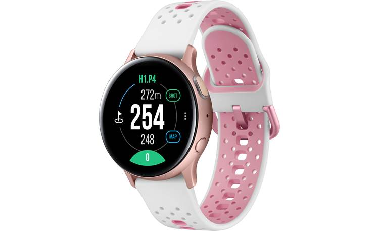Samsung Galaxy Watch Active2 (Golf Edition) Your perfect partner for a day on the links