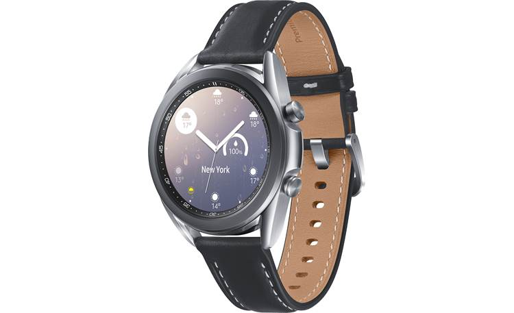 Samsung Galaxy Watch3 Watch3 combines classic looks and smart functionality.