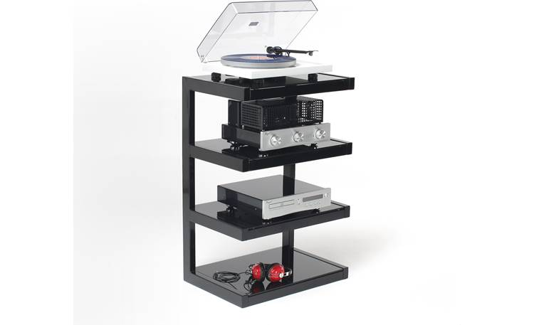 NorStone Designs Esse HiFi Stores four components (not included)