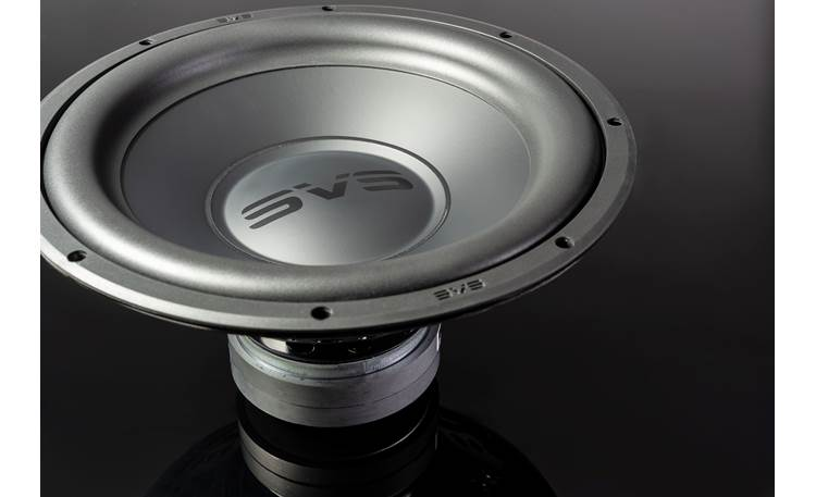 "SVS SB-1000 Pro 12"" woofer with dual ferrite magnets"