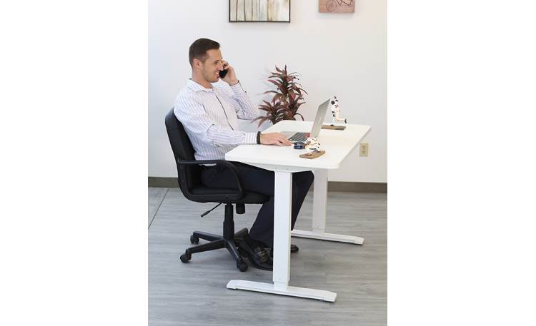 Motionwise ATB48W Sit/Stand Use while sitting