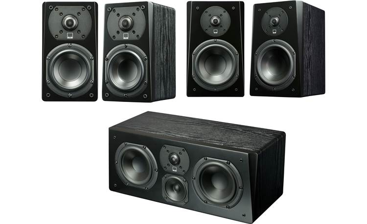 SVS Prime 5.0 Home Theater Speaker System Front
