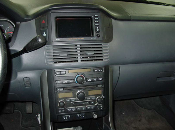 2003 2008 Honda Pilot Car Audio Profile