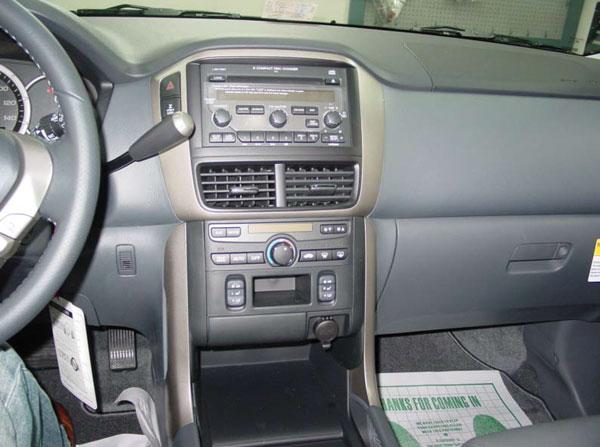 2003 2008 Honda Pilot Car Audio Profile