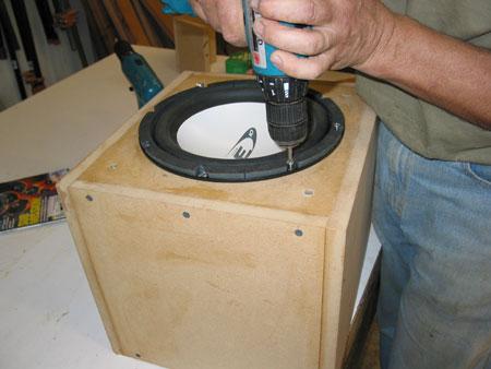 speaker box wood mdf 3