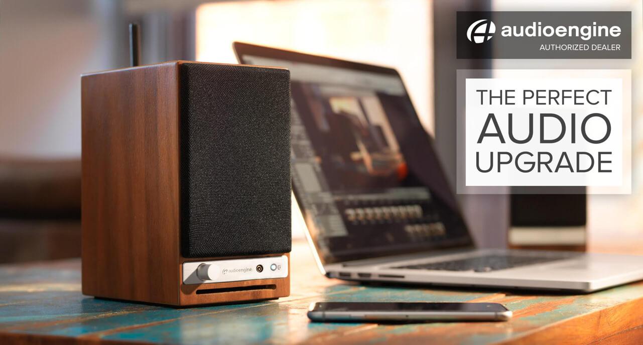 Shop Audioengine at Crutchfield