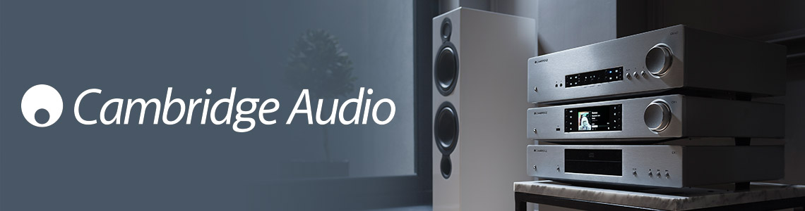 Shop Cambridge Audio at Crutchfield