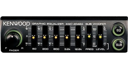 Kenwood KGC-4042A Equalizer at m