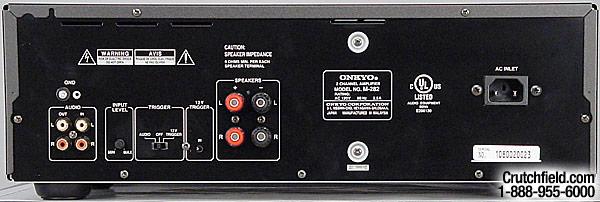Feeler/interest check: Onix x-sub (classic, wsm) and Onkyo M282 power amp H580m282-b