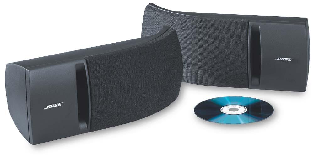Bose Speakers For Cars: Bose® 161™ Speaker System (Black) At Crutchfield