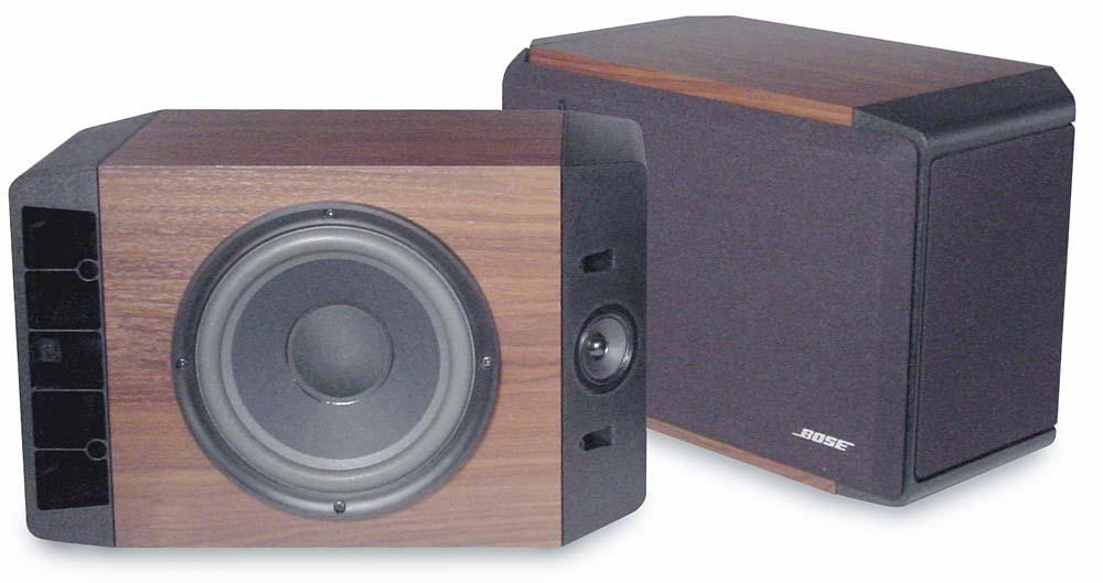 bose 301 series iv rosewood bookshelf speakers at crutchfield com rh crutchfield com Bose 301 Series 2 Review Bose 301 Series IV Walnut