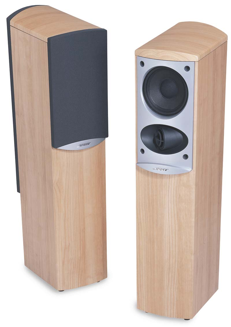 Bose 174 601 Series Iv Light Cherry Floor Standing
